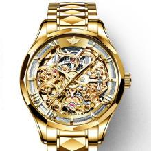 Luxury Skeleton Sapphire Business Watch Mechanical Watches Men's Watches New Arrivals